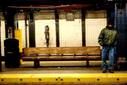 Underneath New York City