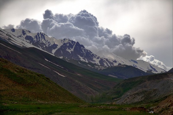 Mountain & Clouds 2
