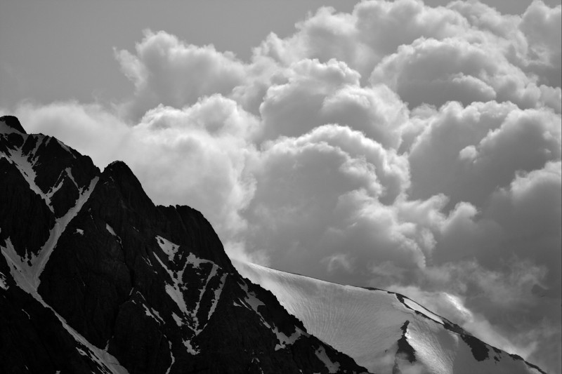 Mountain & Clouds 7