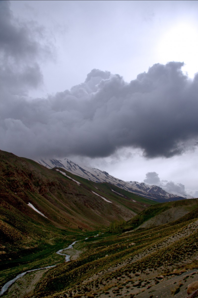Mountain & Clouds 8