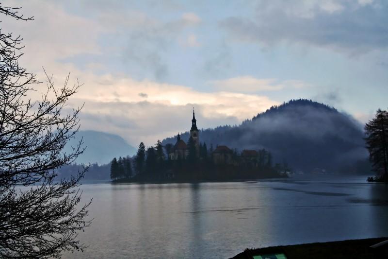 Slovenia, Bled 2