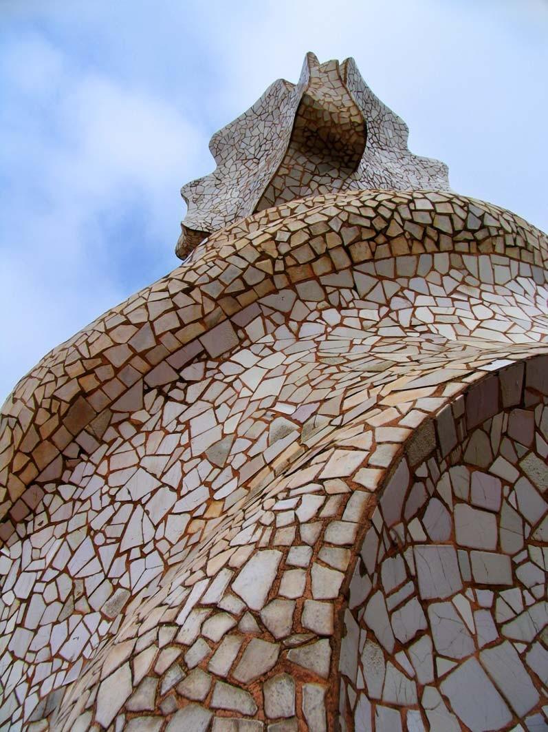 Gaudi - Casa Mila #4
