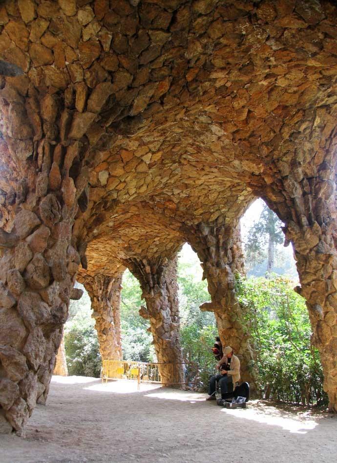 Gaudi - Park Guell #2
