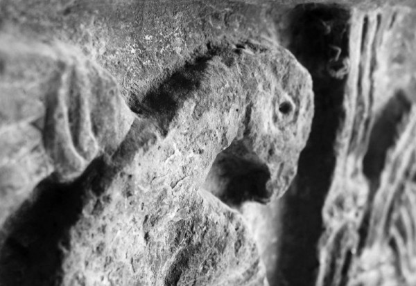 Armenia, made of stone.