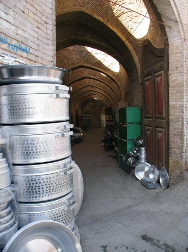 Bazar, Yazd