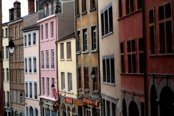 Montée de la grande cote - Croix rousse - Lyon