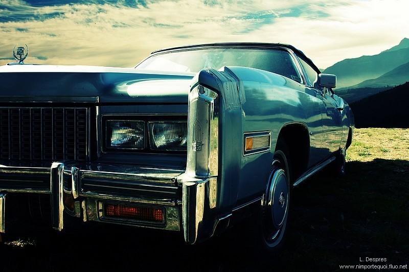 Old Cadillac Eldorado