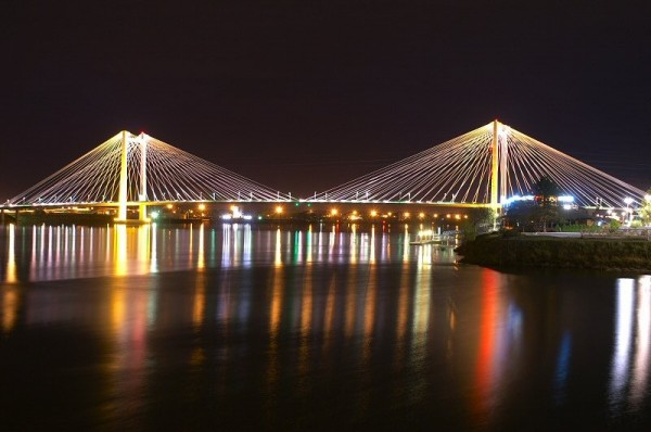 Cable Bridge, Tri-Cities
