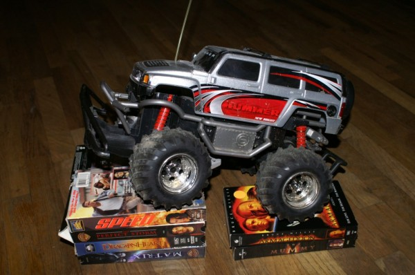 RC off-roading