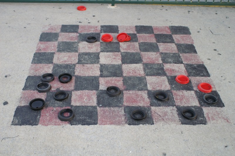 anyone up for a game checkers