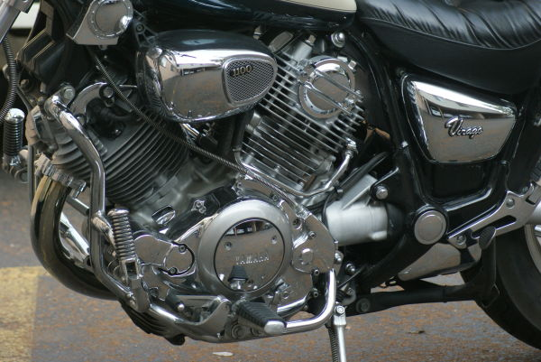 chrome reflections