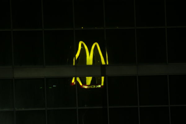 fast food reflection