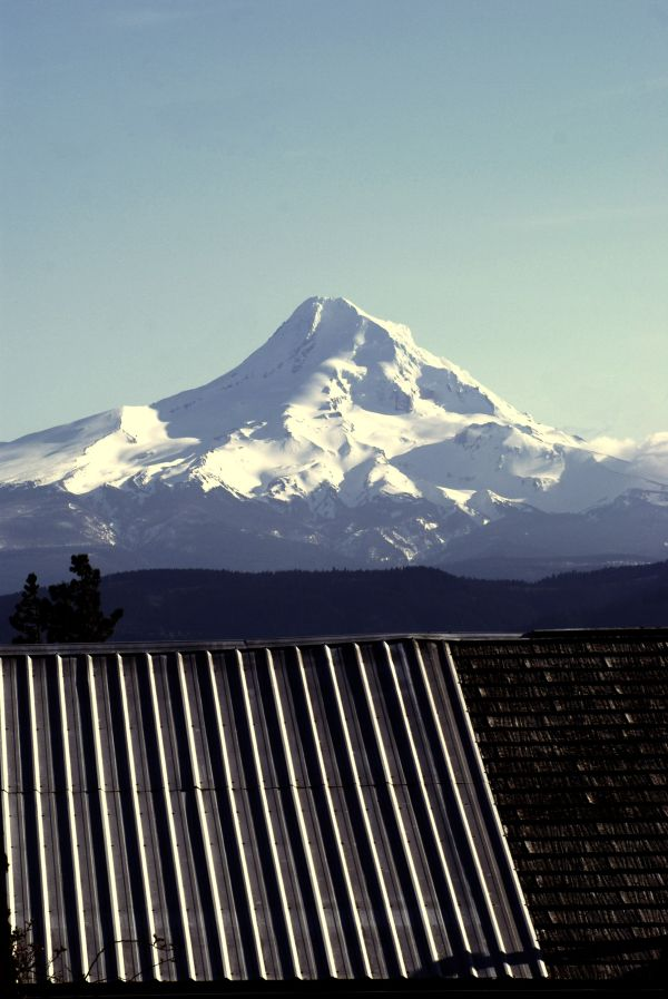 rooftop mountain