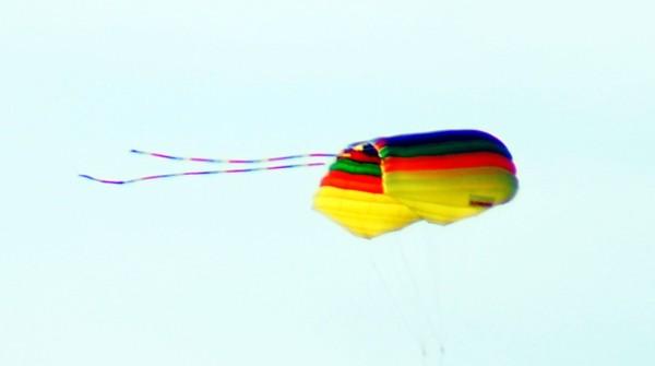 rainbow chute