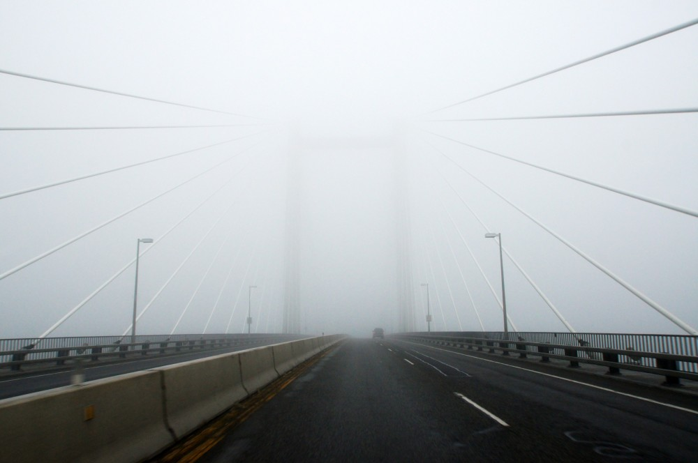 cabled fog