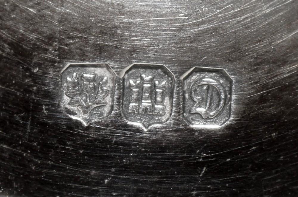 silver hallmarks