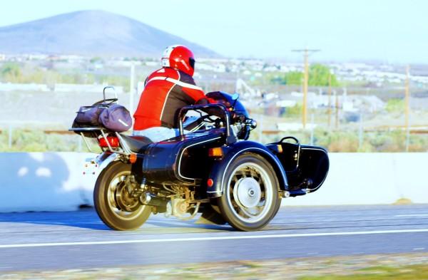 sidecar cycler