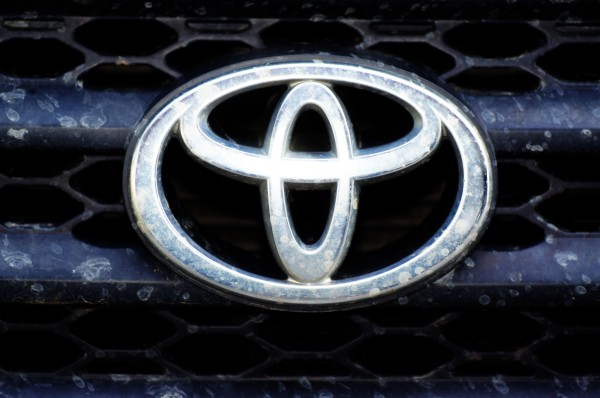 toyota grill bling