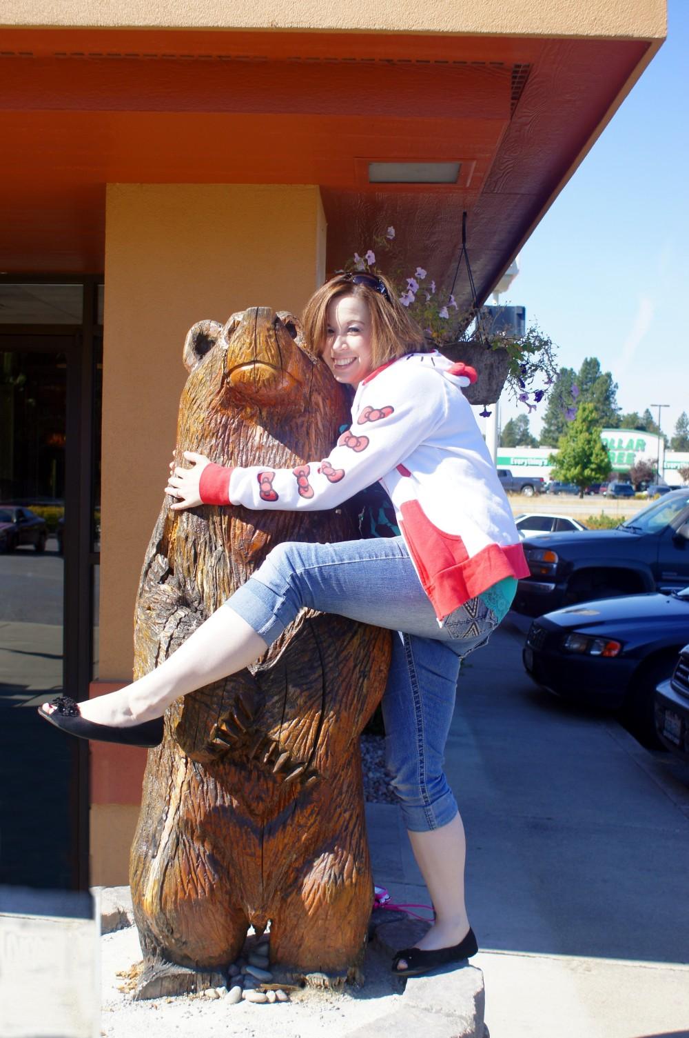 bear loving