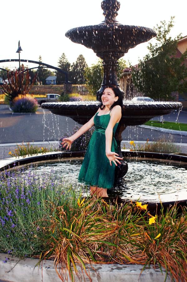 fun in the fountain