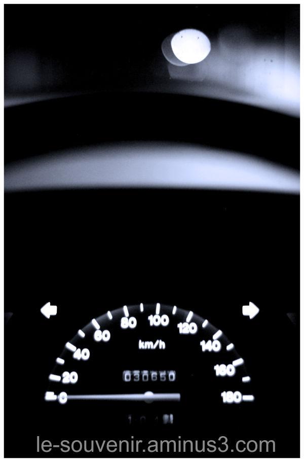 dashboard, illuminated