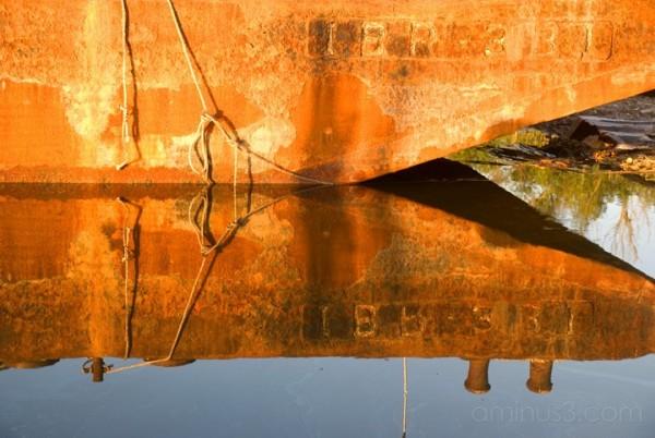 Barge IBR-331