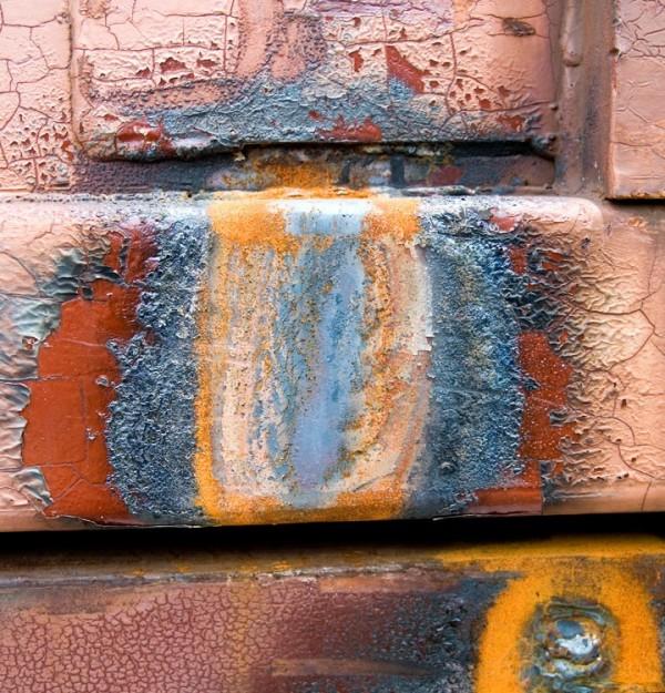 Train Rust # 1