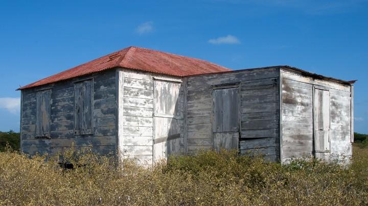 Anegada, BVI - Old House