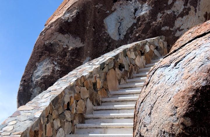 Virgin Gorda, BVI - Stairway