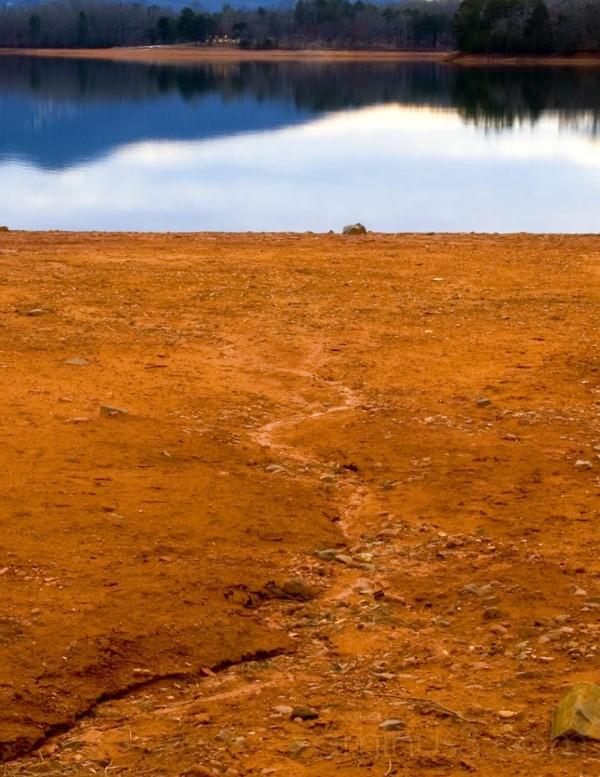 Lake at the Dam
