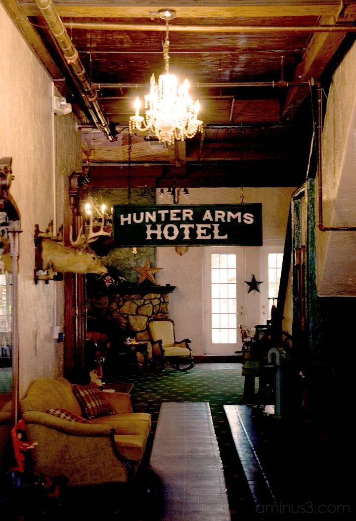 Hunter Arms