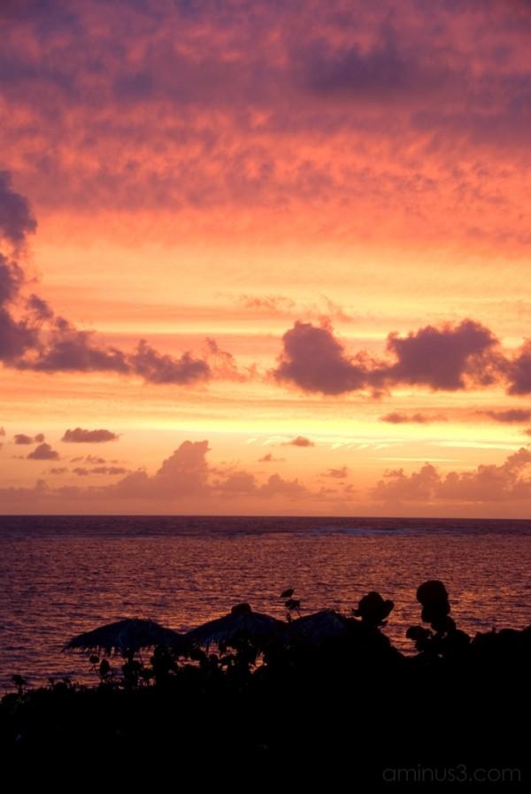 Anegada, BVI - Loblolly Bay 5:32 a.m.