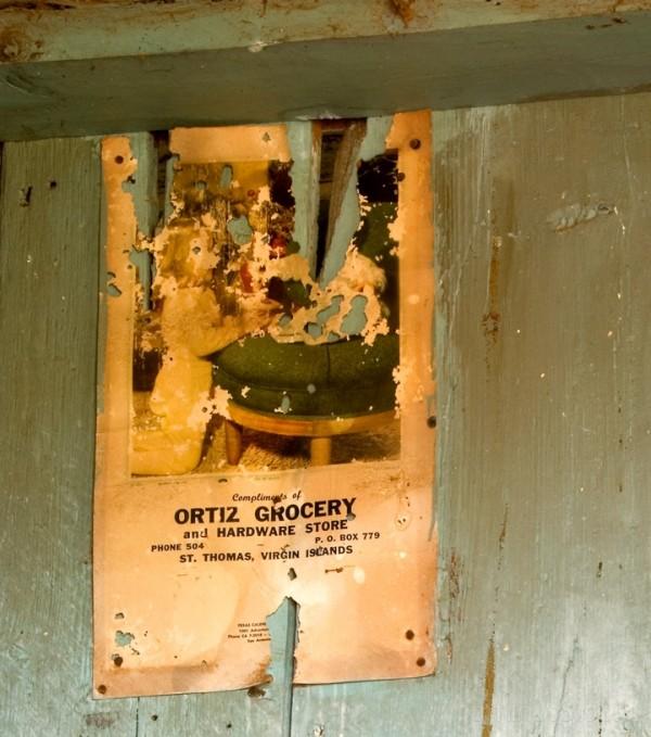 Anegada, BVI - Abandoned Home - Interior 2