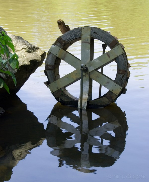 Reflection # 1 - Wheel