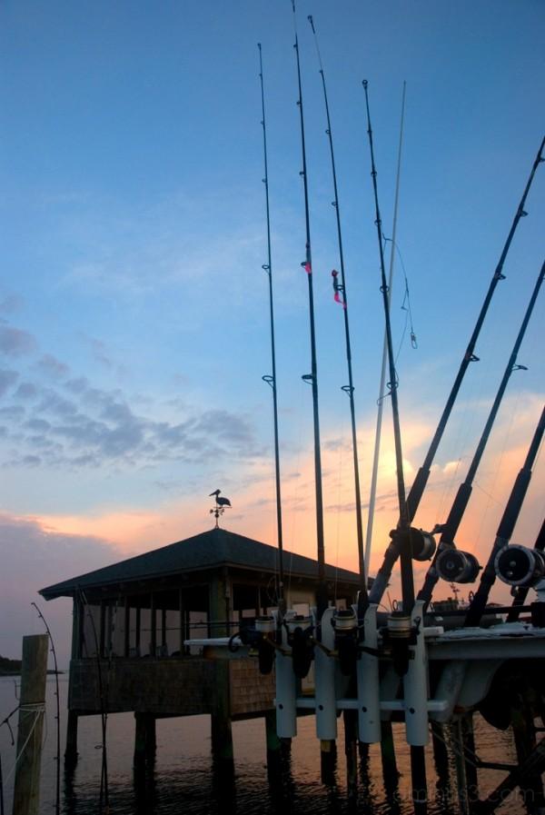 Dawn at Ocracoke