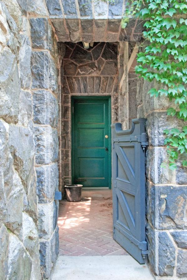 Doorway # 4 - Biltmore Estate Gardens