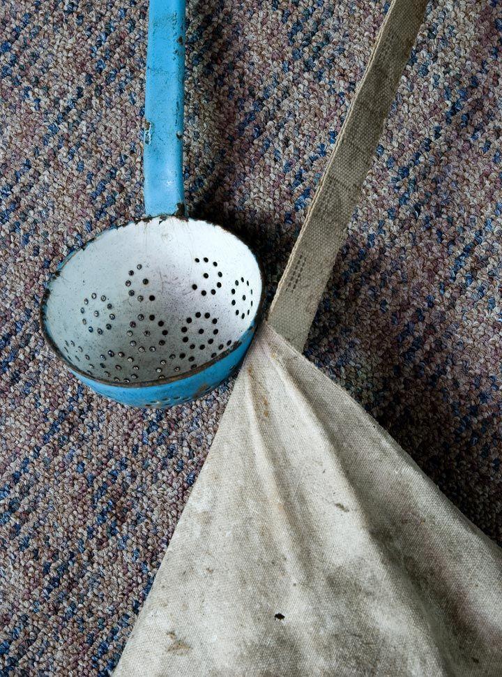 Pioneer Life # 3 - Blue Ladle