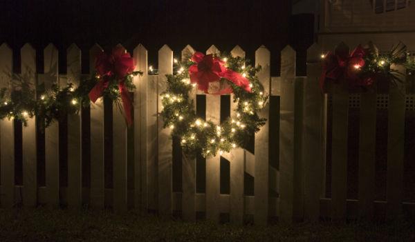 Ocracoke Christmas Impression # 2