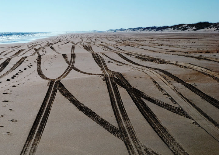Lines and Designs:  Tracks