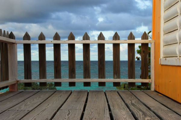 Mac's Deck - Loblolly Bay - Anegada, BVI
