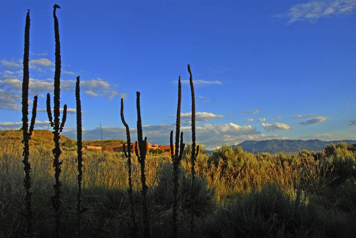 Taos Evening
