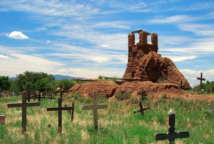 Pueblo Cemetary