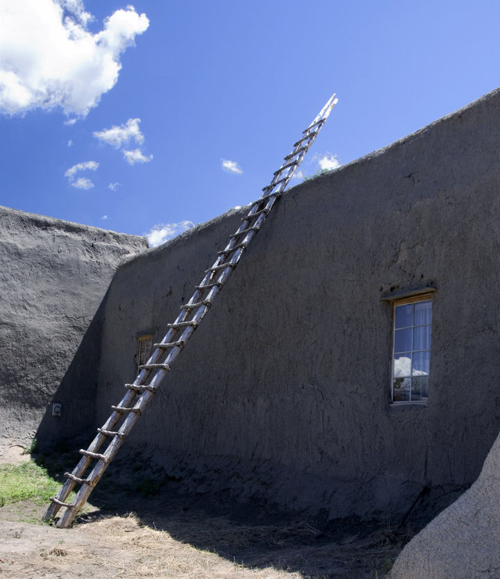 Picuris Pueblo Ladder