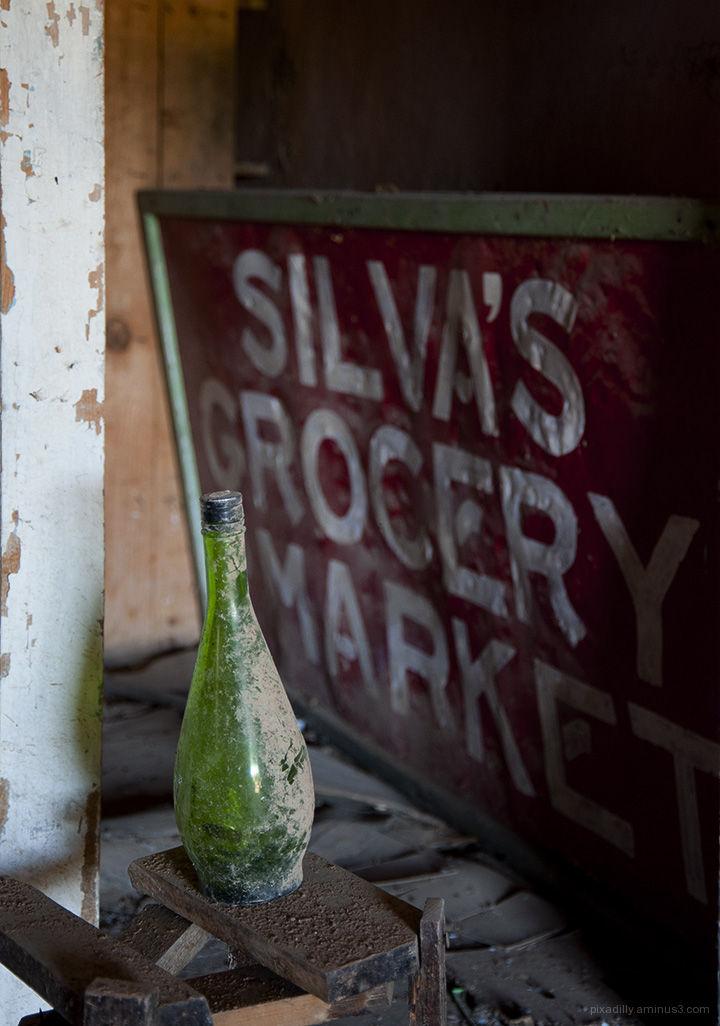 New Years at Silva's Market