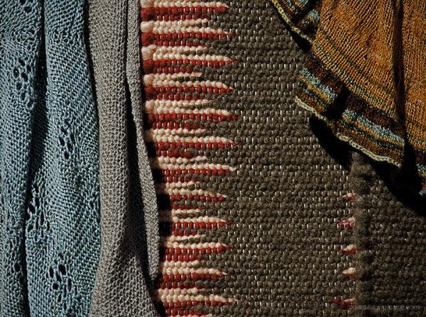 Wool Weavings