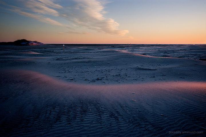 South Beach Dune at Dawn