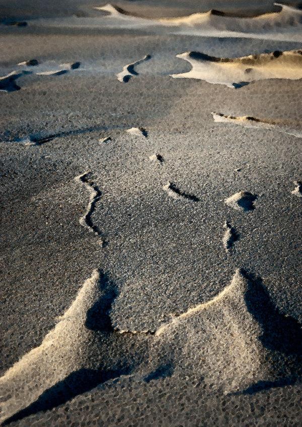 Broken Sandscape