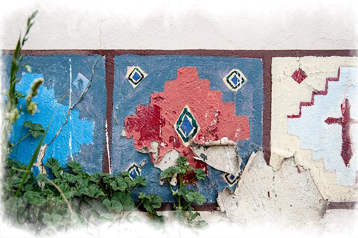 Mora Wall Painting