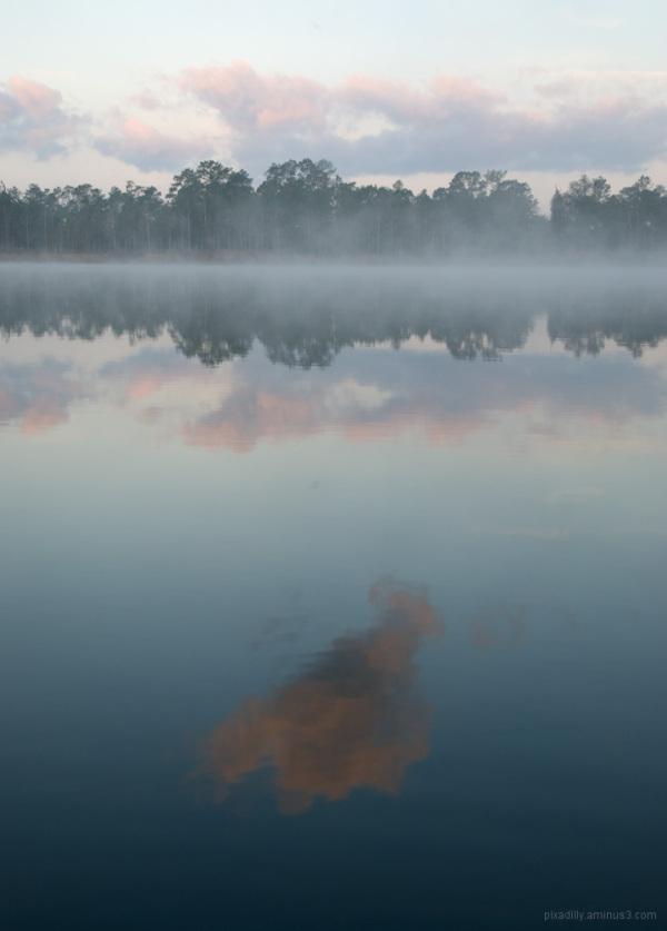 Seminole Park Lake at Sunrise