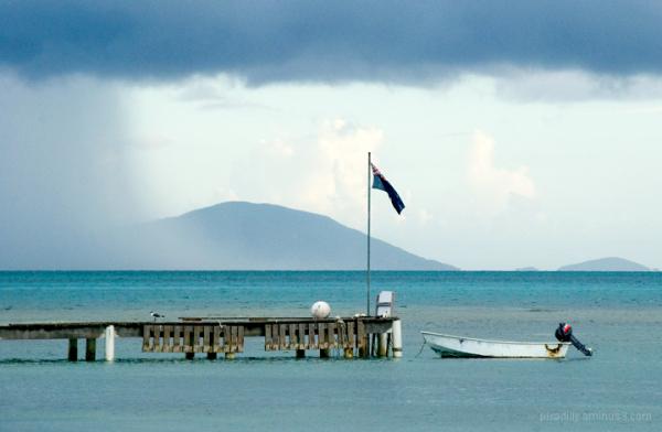 Flag Boat
